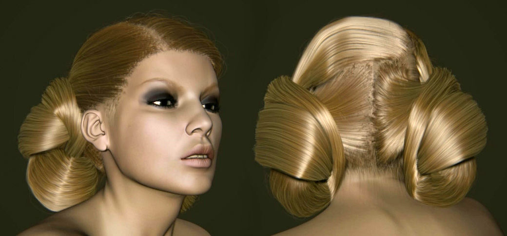 Modeling Hair Farm The Ultimate Hair Plug In For 3ds Max